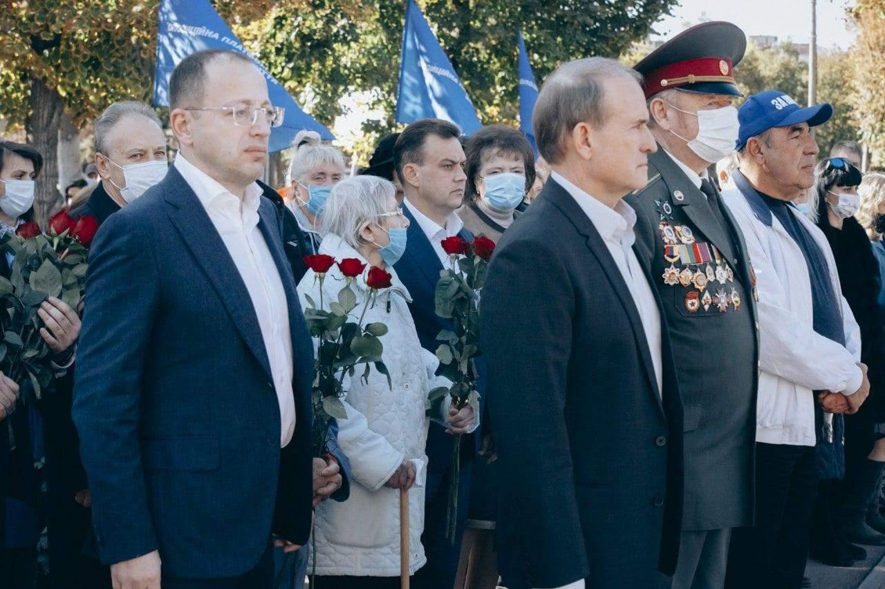 Костянтин Павлов і ОПЗЖ