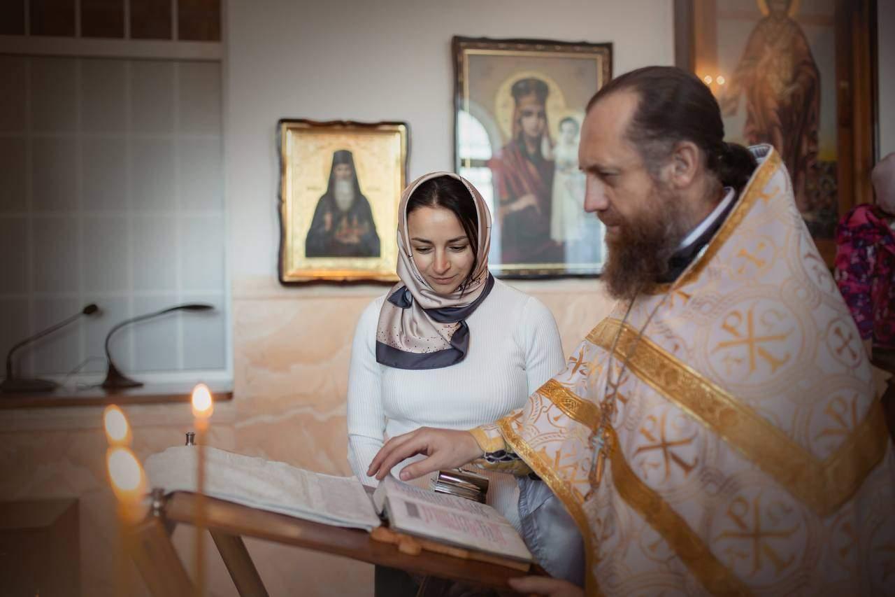 Ілона Гвоздьова охрестила сина