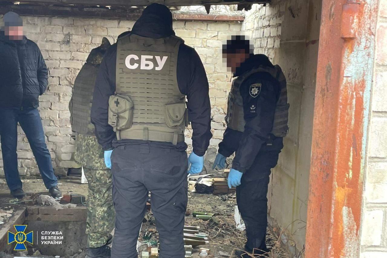 сбу бойовики зброя слов'янськ