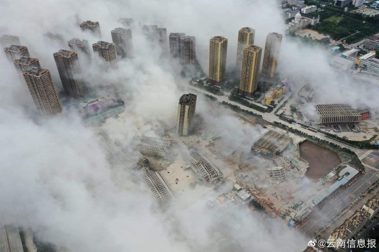 Будинки вибухнули