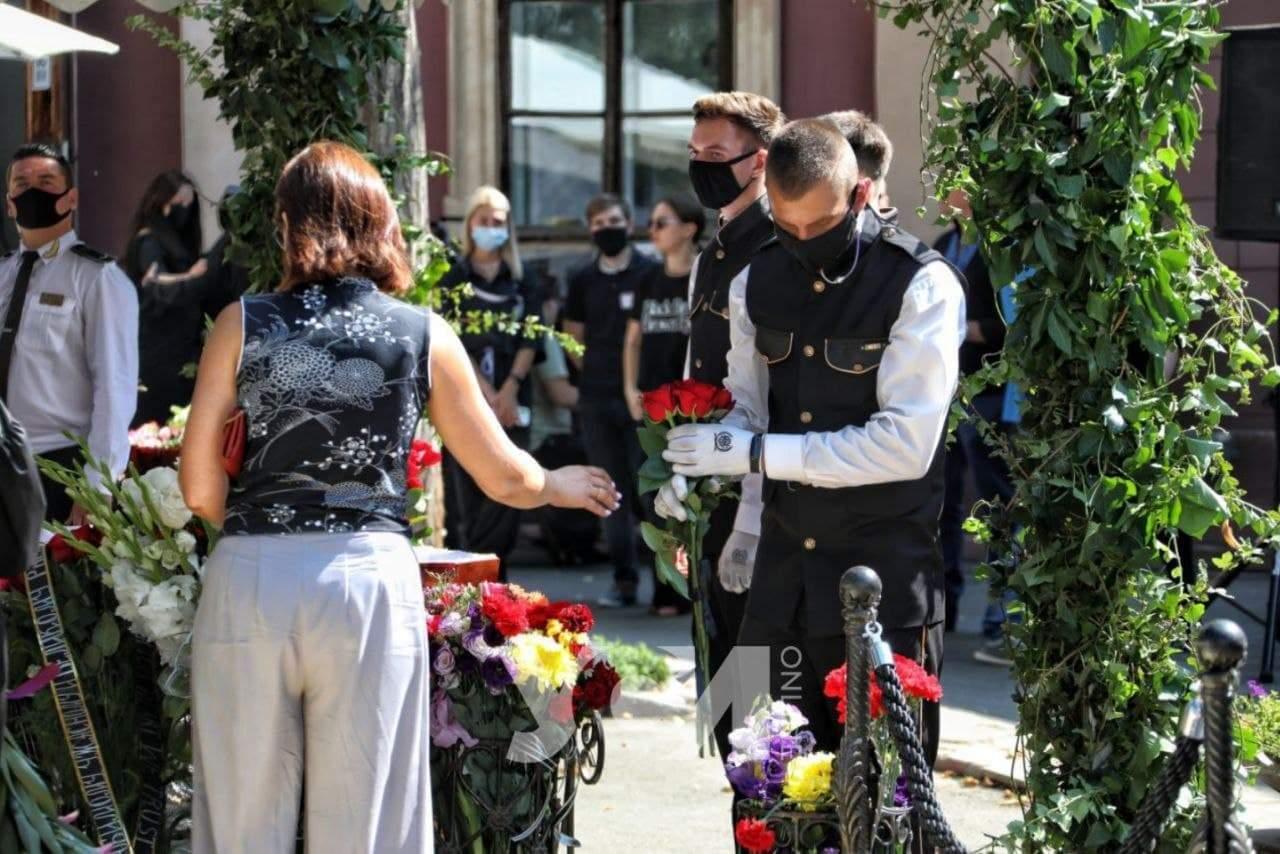 Похорон Олександра Ройтбурда