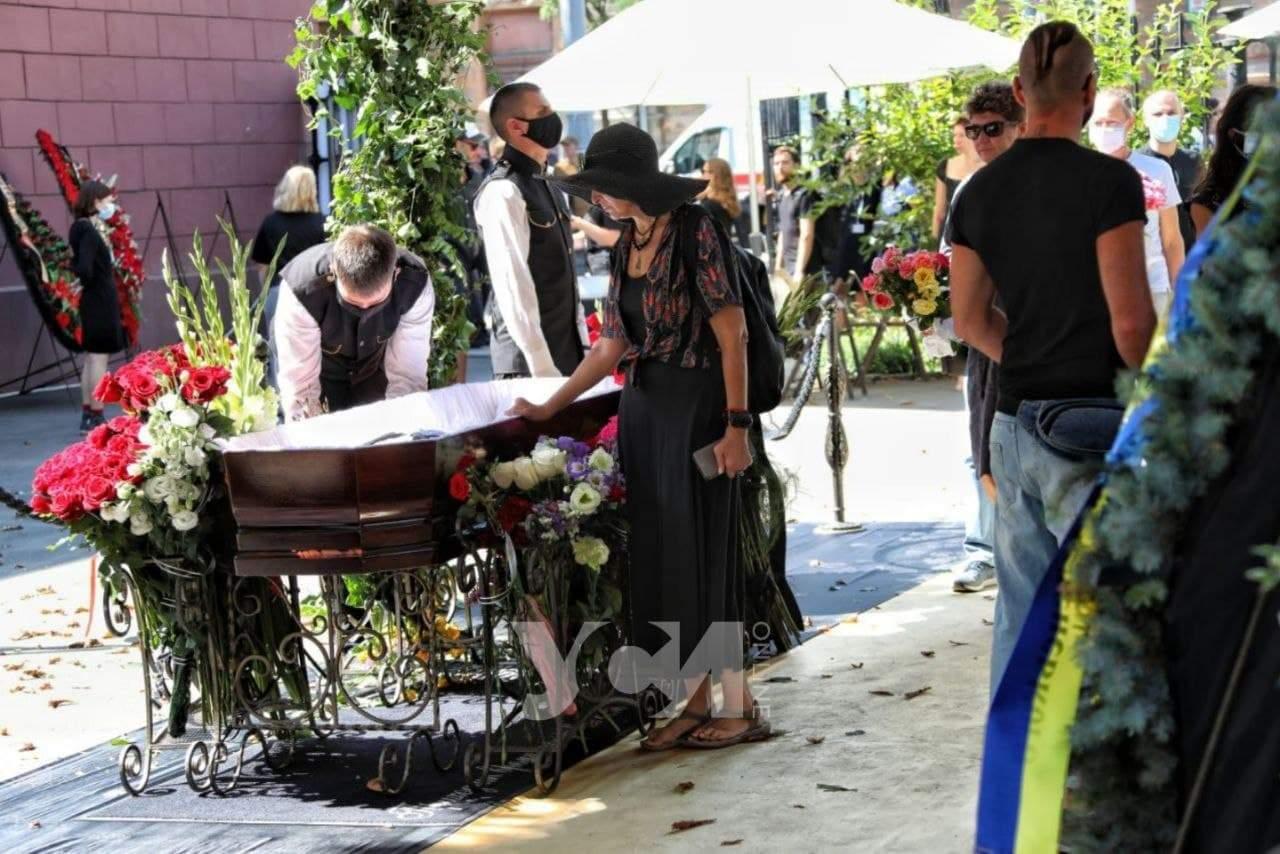 Похорон Ройтбурда фото