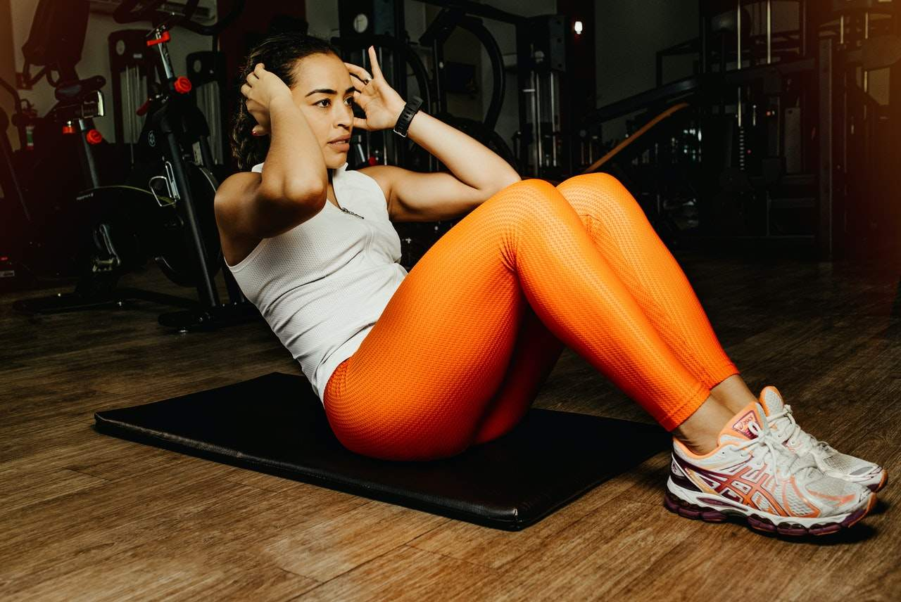 Коплекс вправ на м'язи кора повинен складати фахівець