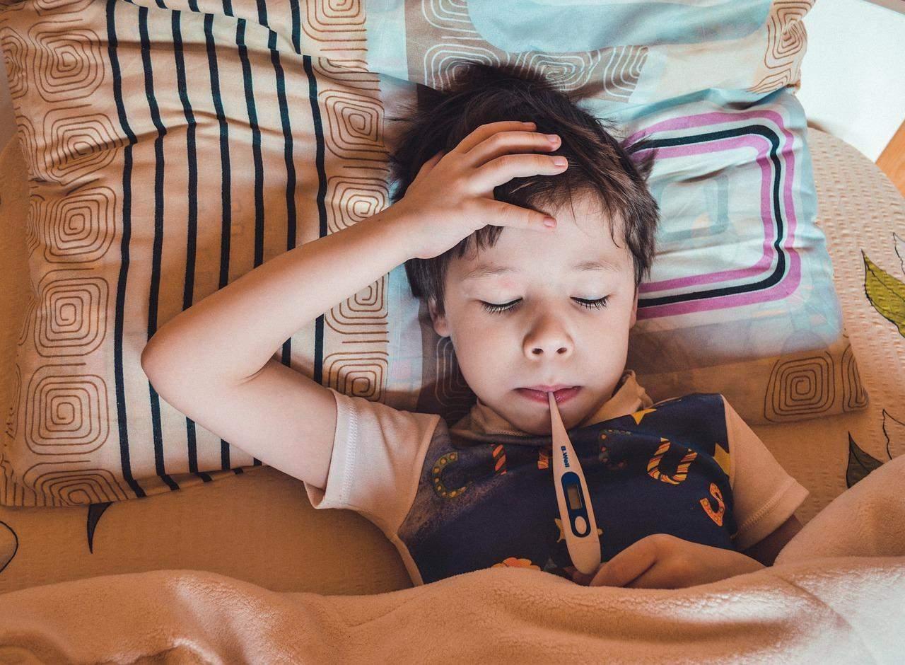 Що робити, якщо дитина захворіла