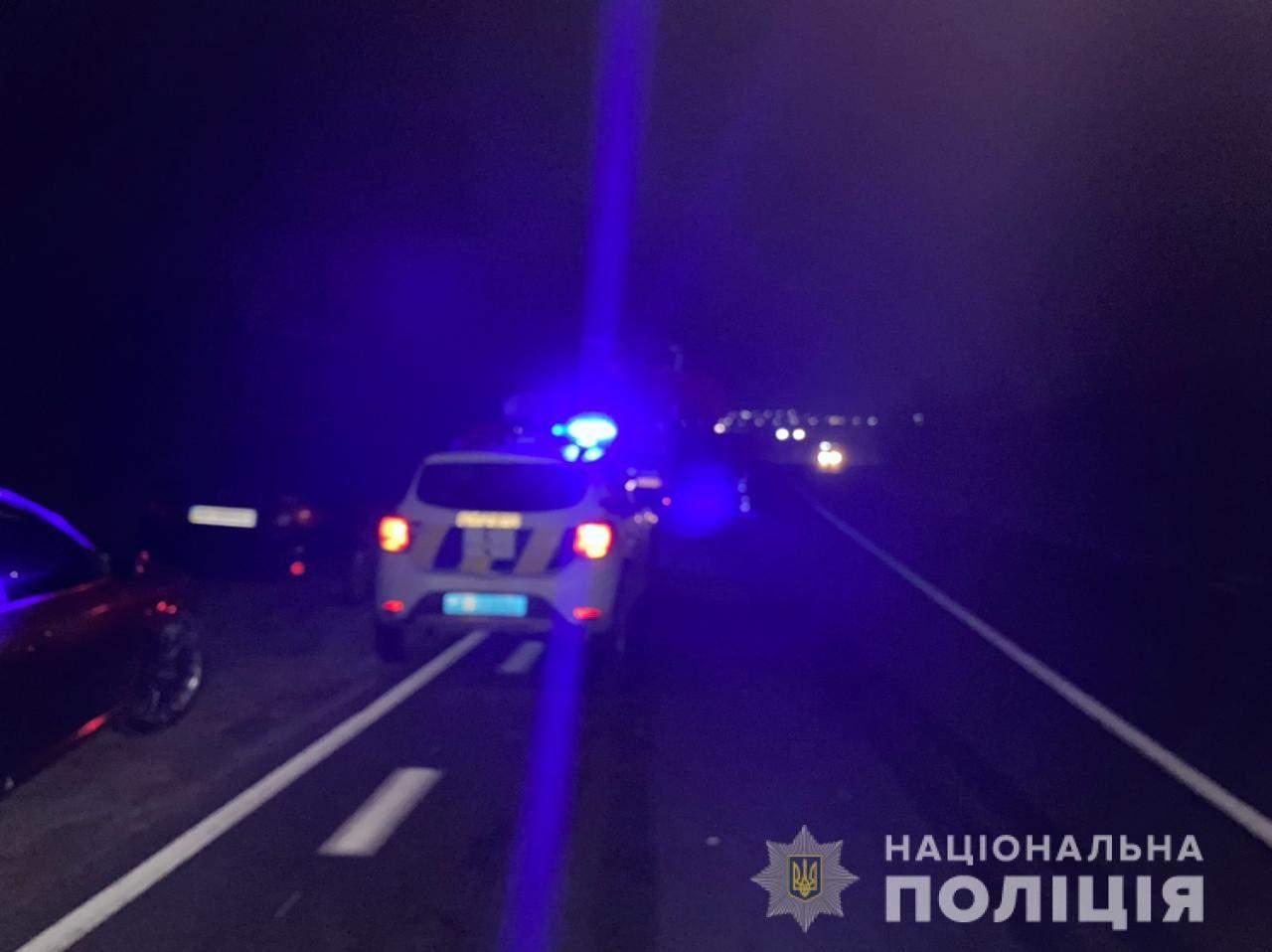 смертельна ДТП під Одесою з легковиком та вантажівкою