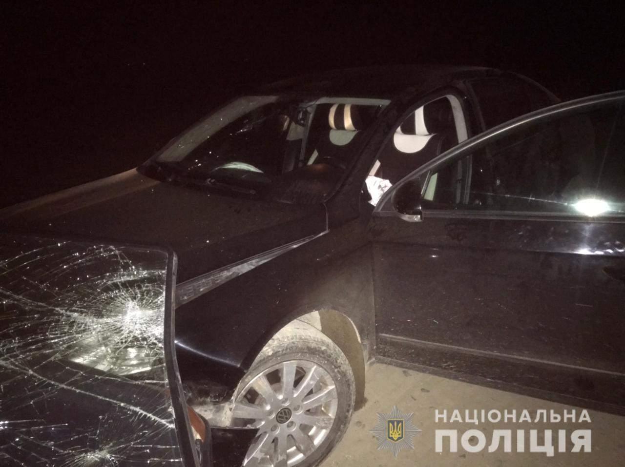 На Львівщині лоб у лоб зіштовхнулись п'яні водії: неповнолітня потрапила в реанімацію  – фото