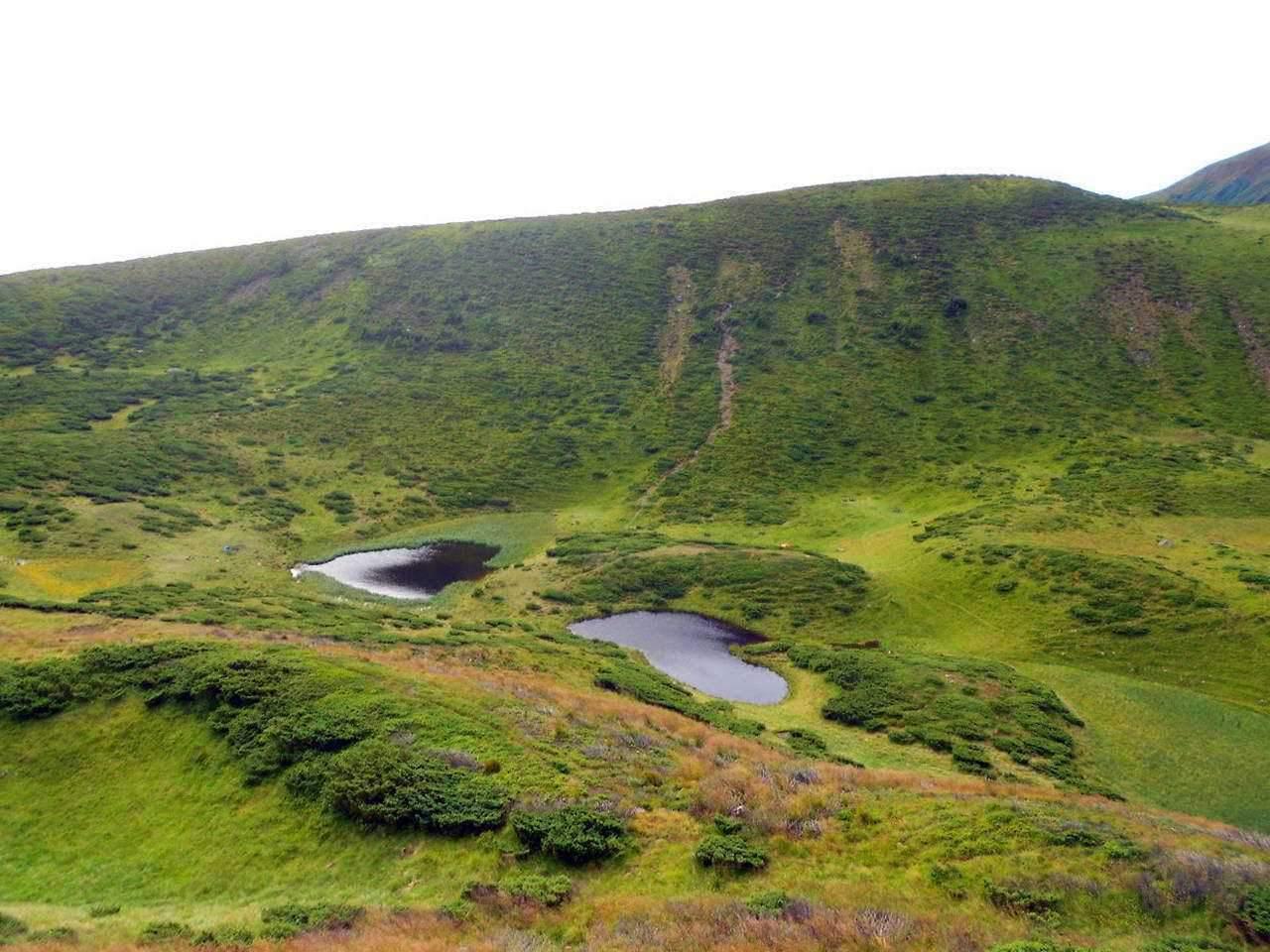 Озеро Драгобратське або Івор