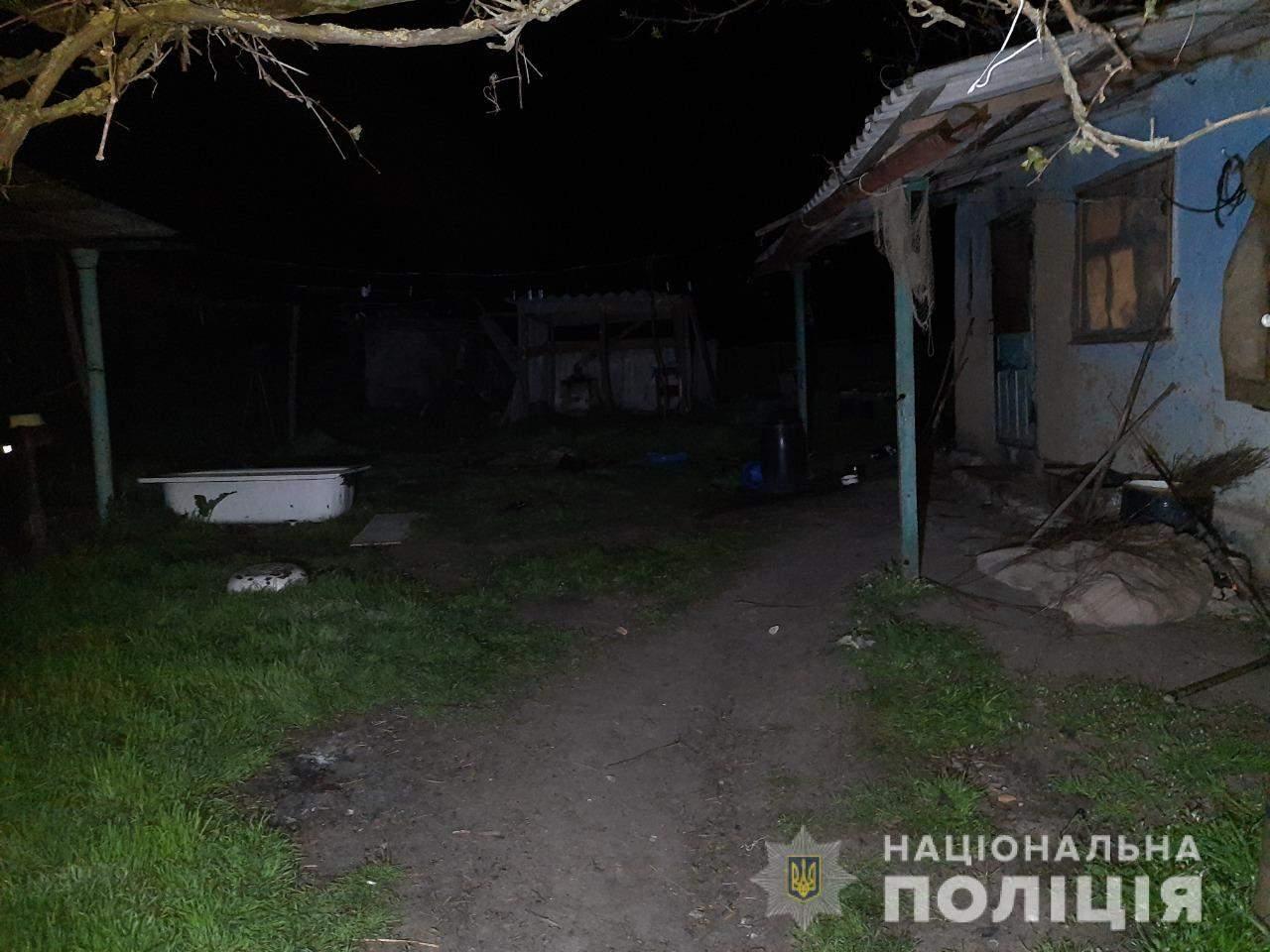 На Одещині чоловік підпалив жінку заживо
