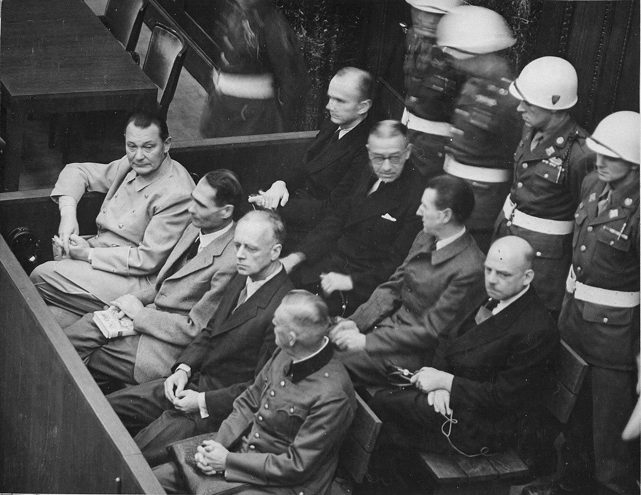 Нюрнберзський процес