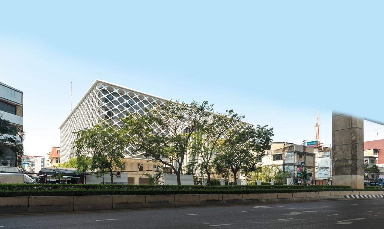 Новий готель у Бангкоку  / Фото Harmonies