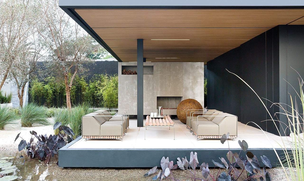Надзвичайно естетичний простір для відпочинку  / Фото Harmonies Magazine