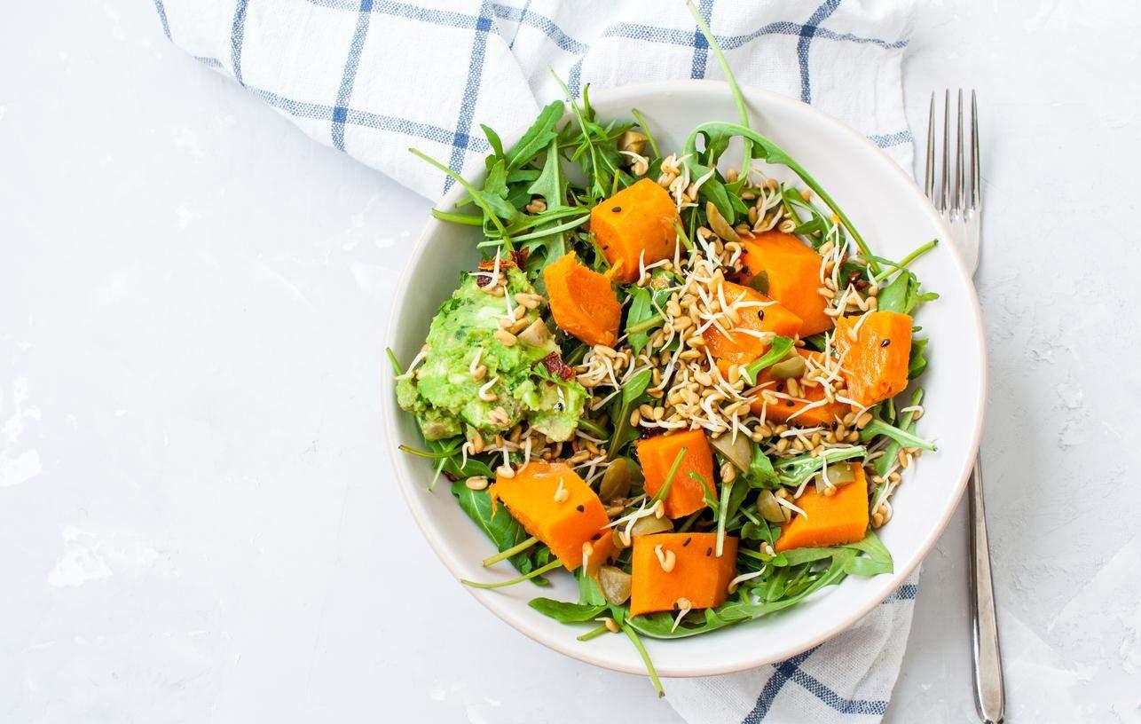 Вітамінний салат на кожен день