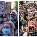 Почему все говорят о протестах в США?