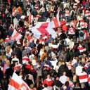 Акции студентов, обращение спортсменов: протесты в Беларуси 22 сентября – фото, видео