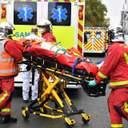 Возле бывшей редакции Charlie Hebdo неизвестный ранил четырех человек