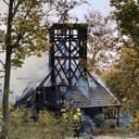 В Праге сгорела украинская церковь XVII века