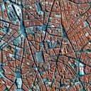 8 городов со средневековой планировкой: фото с высоты птичьего полета