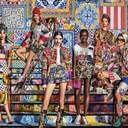 Тотальний печворк: Dolce & Gabbana представили рекламну кампанію весна-літо 2021