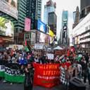 Сутички між прихильниками Ізраїлю та Палестини спалахнули в Лондоні та Нью-Йорку