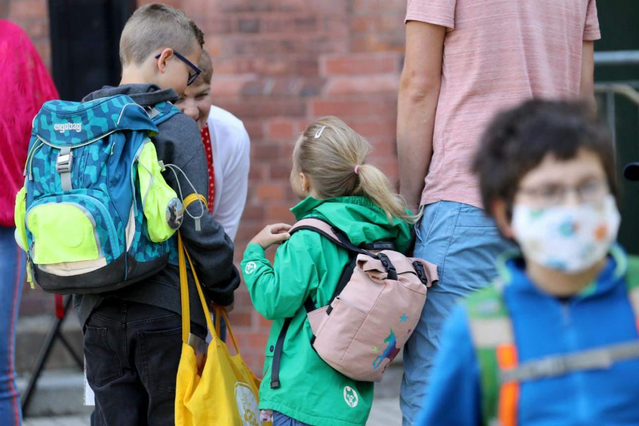 Відкриття шкіл у Німеччині
