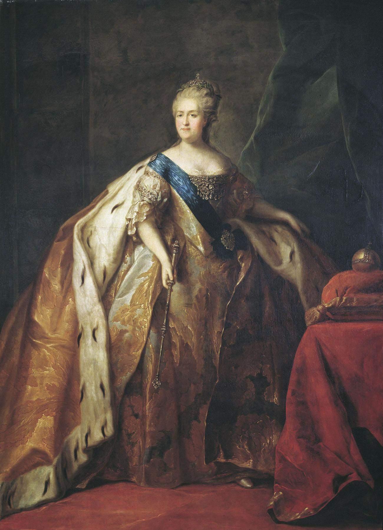 Катерина II в історії Дніпра, День міста Дніпро, Дніпро, факти про Дніпро