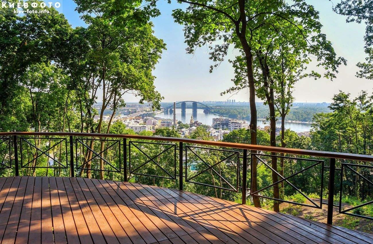 Київ куди піти погуляти на вихідних цііікаві місця у столиці