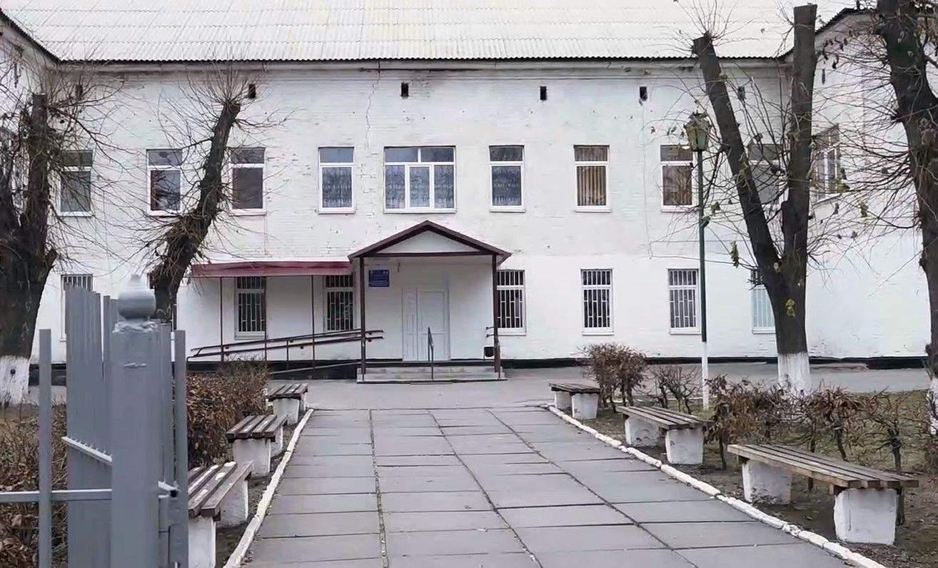 Лікарня Таращі