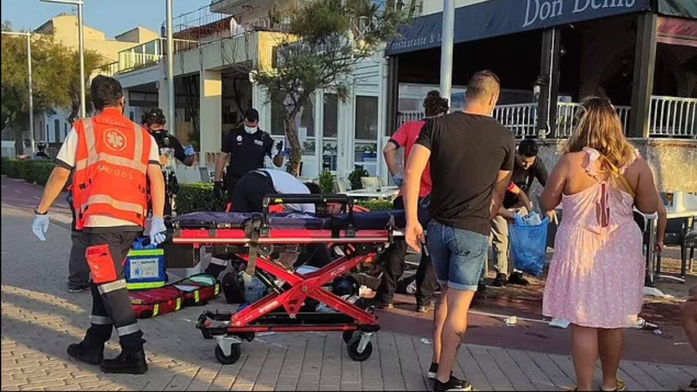 Бійка в ресторані призвела до 2 постраждалих