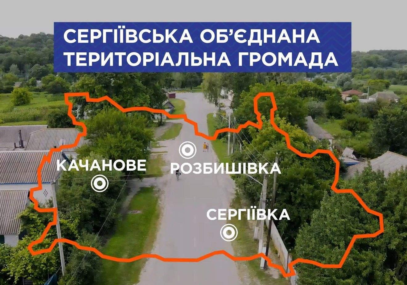 Сергіївська громада