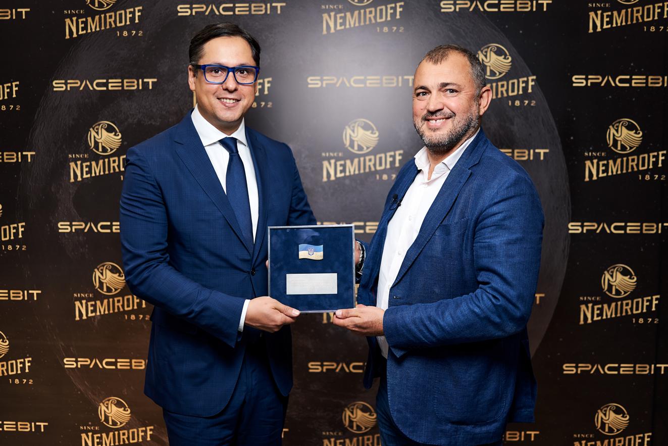 Nemiroff – офіційний партнер місії України на Місяць