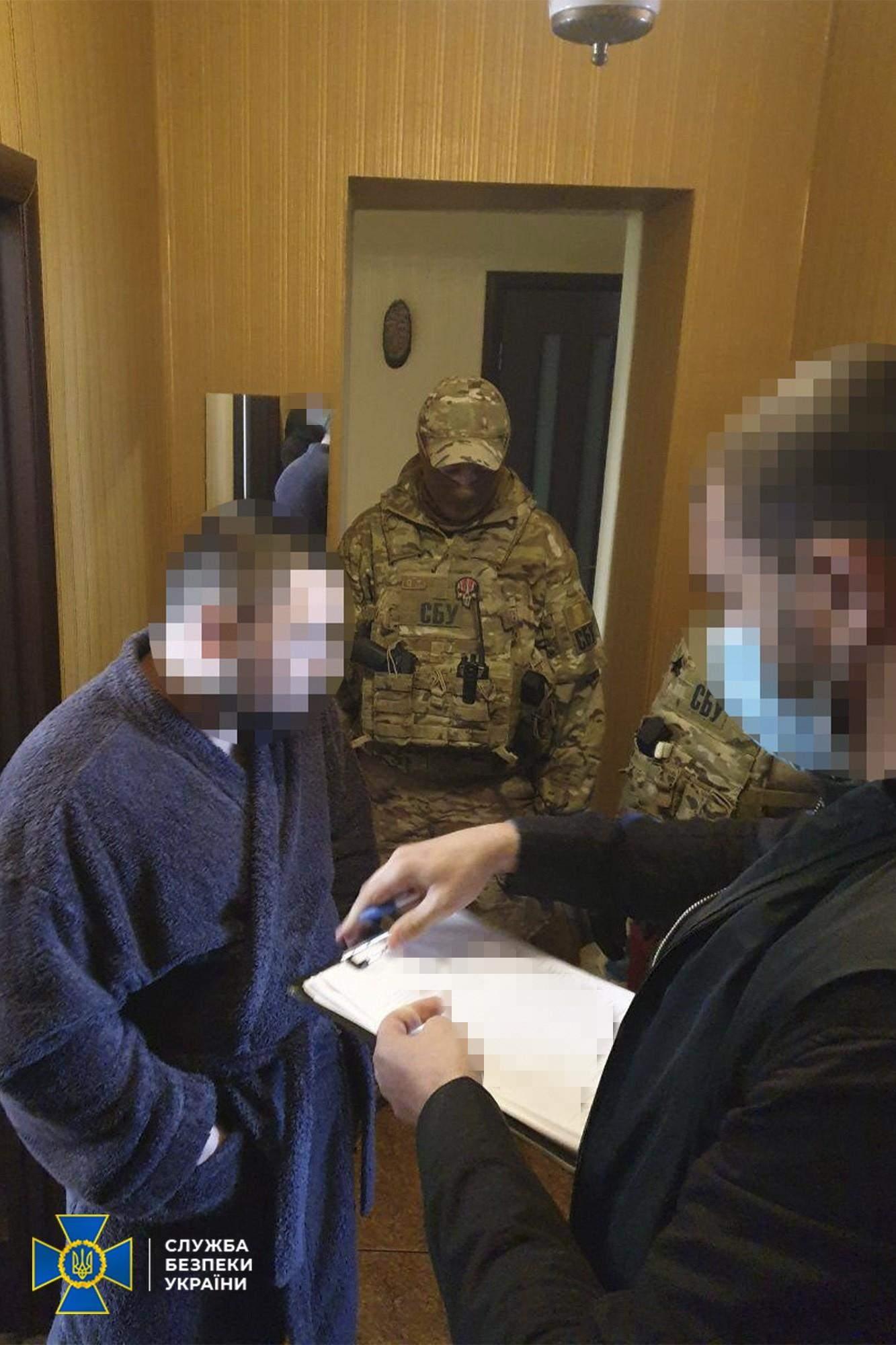 Обшуки СБУ Прокуратура Корупція ОТГ Дніпро Дніпропетровщина
