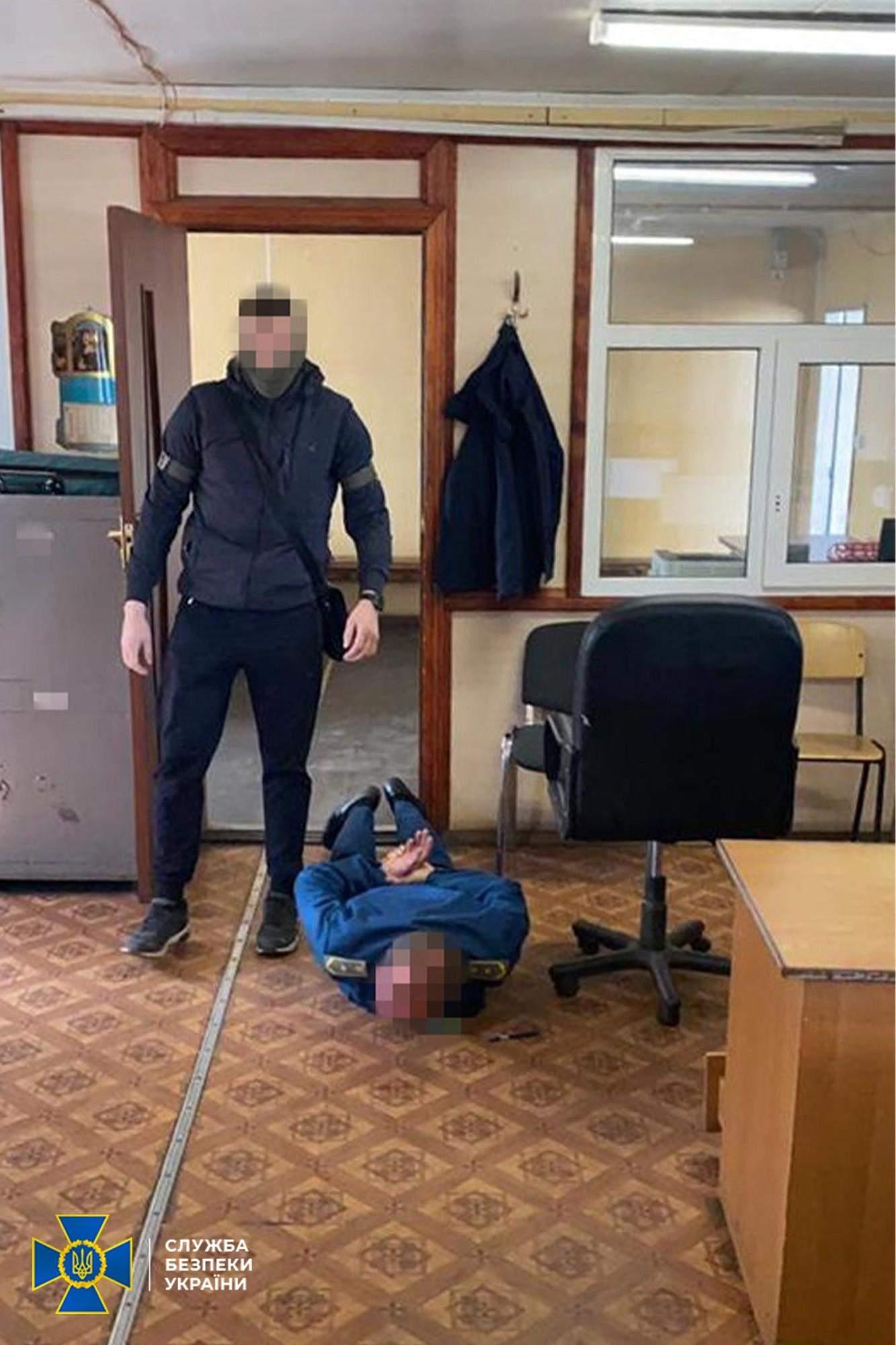 СБУ викрила посадовців Держприкордонслужби на хабарництві