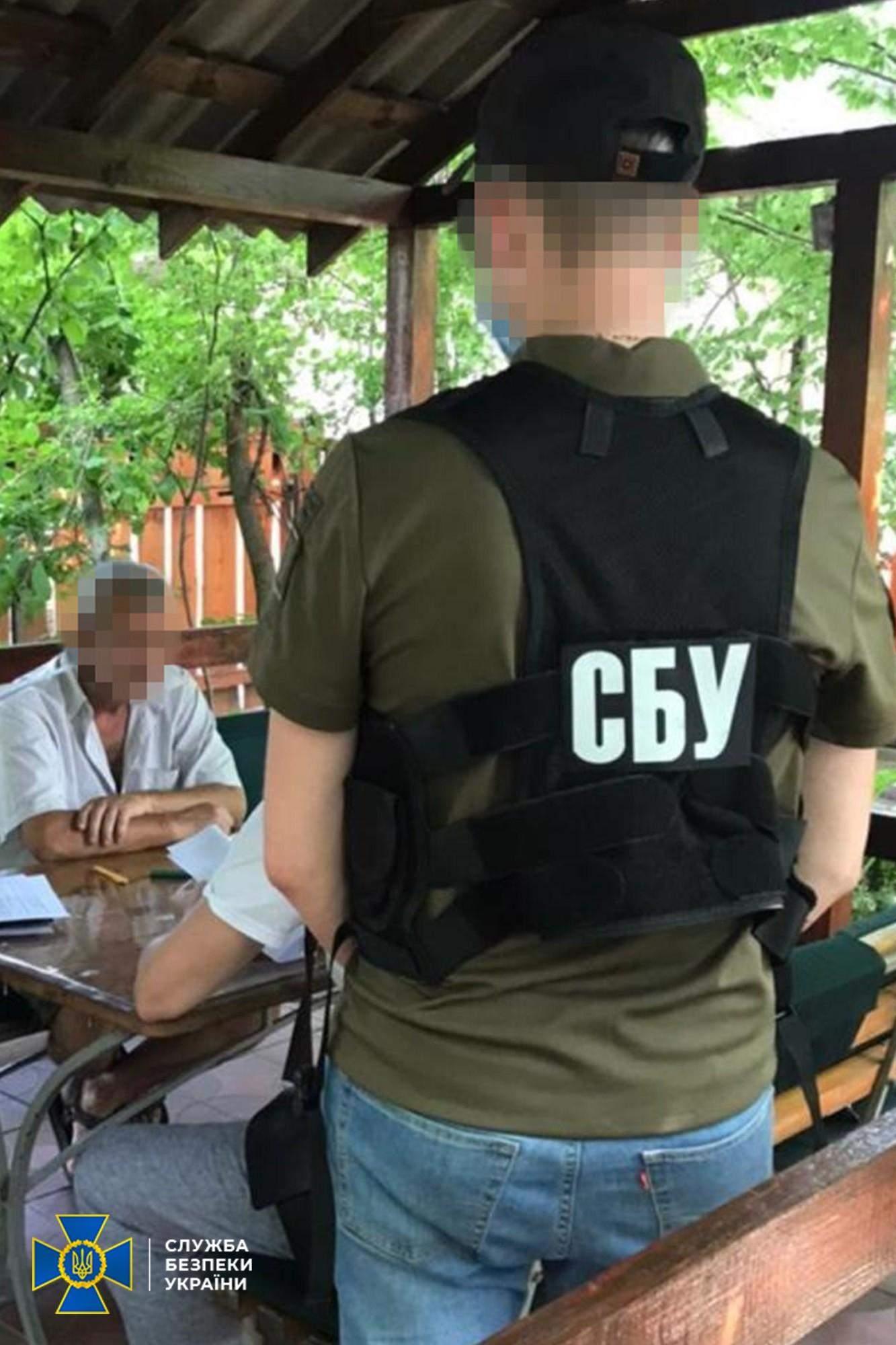 СБУ затримала агента Кремля