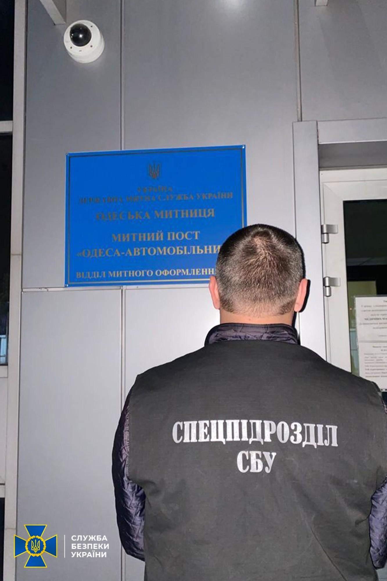 Викрили корупцію митниці на Одещині