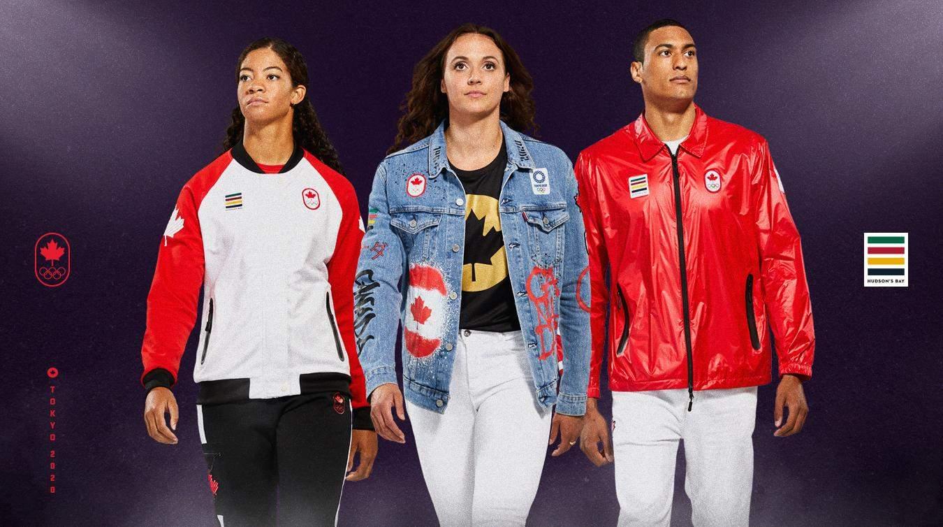 Форма збірної Канади на Олімпійських іграх 2020