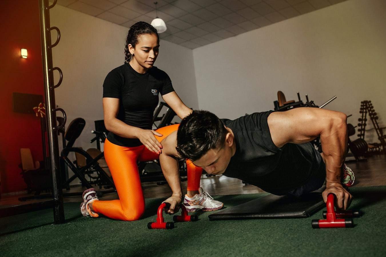 Персональные тренировки выбирают те, кто хочет получить гарантированный результат