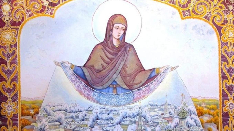 Покрови історія свята
