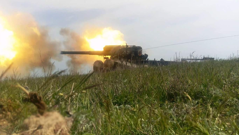 Військові показали яскраві фото з тренувань (фото)