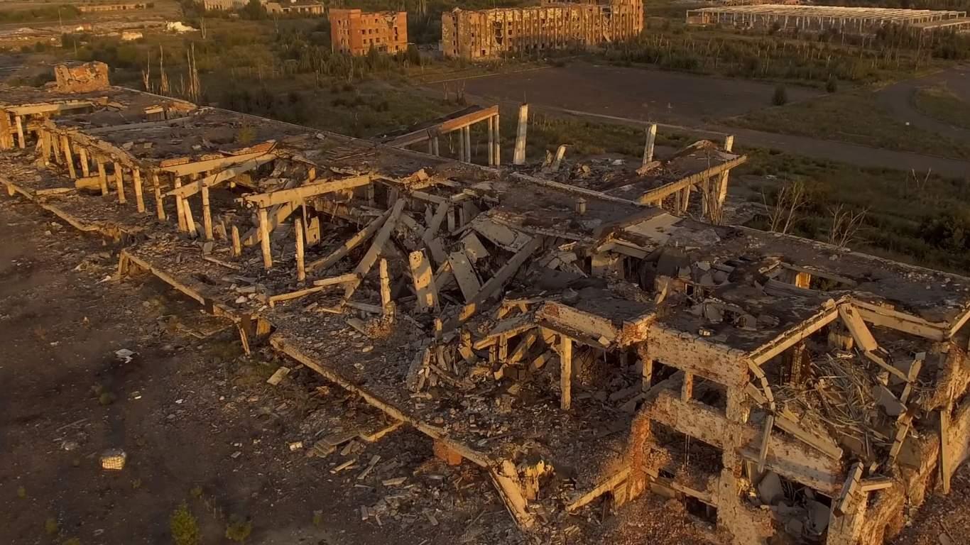 Який вигляд має Донецький аеропорт сьогодні: опубліковано свіжі фото
