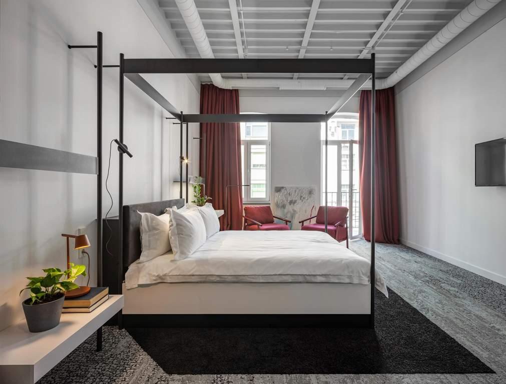 Как сделать дизайн интерьера гостиницы