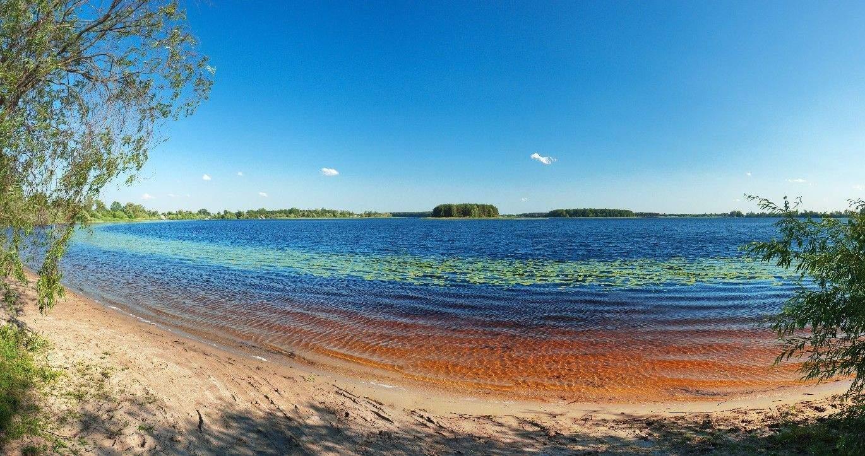 Нобель - найбільше озеро Рівненщини