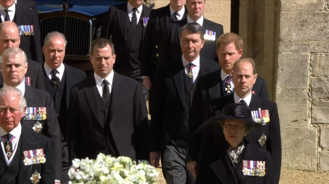 Похорон принца Філіпа