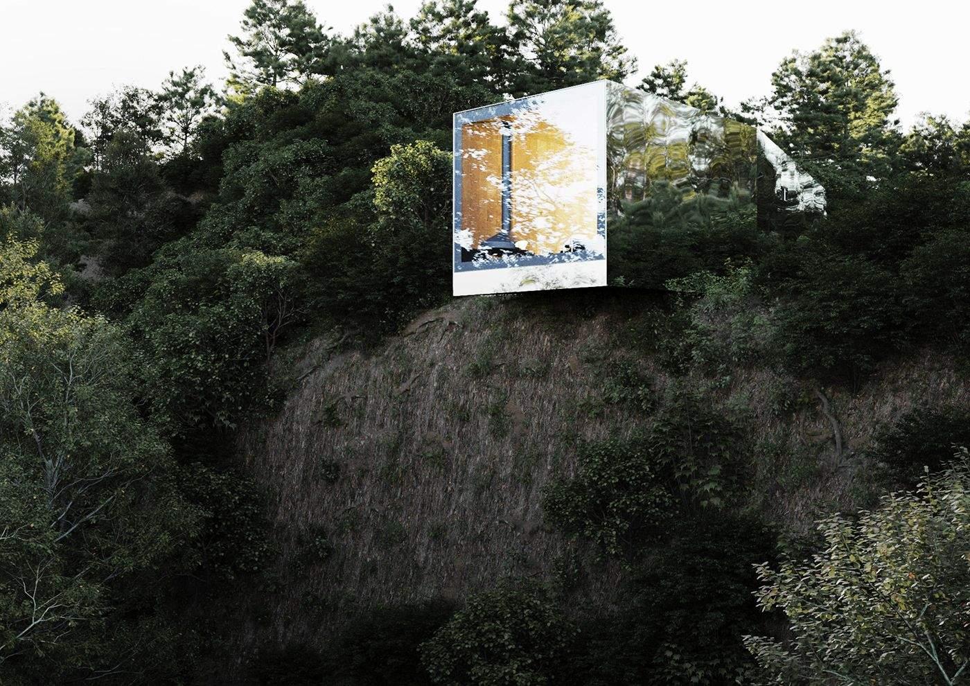 экоотель под Киевом