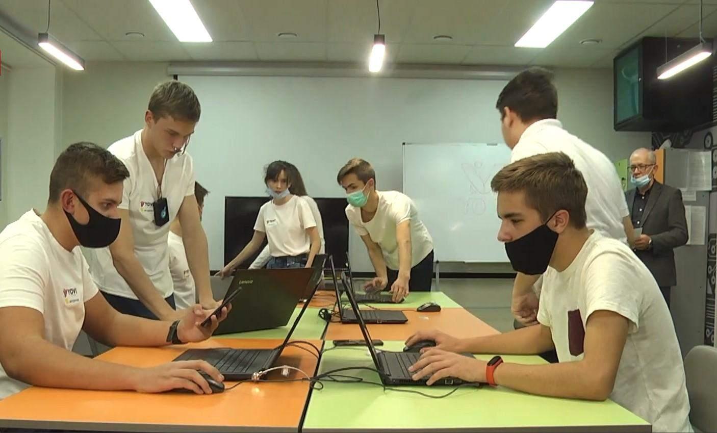 Команда розробників