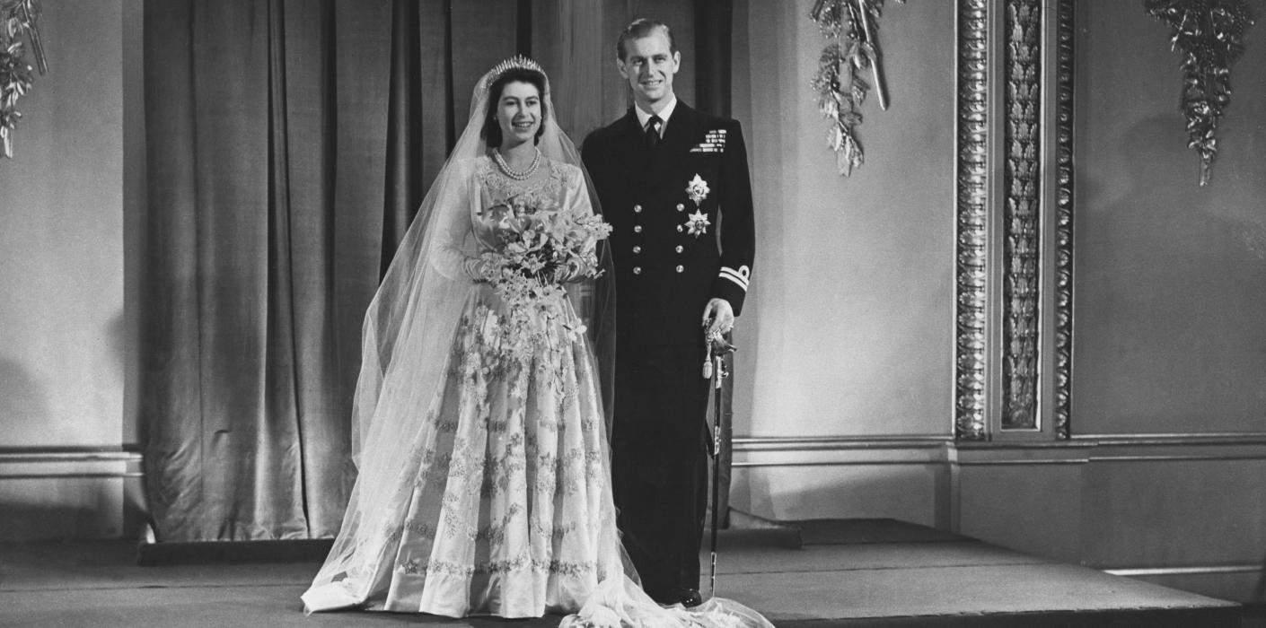 Королівське весілля Єлизавети II та Філіпа