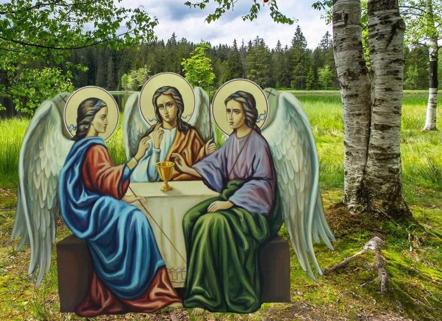 Трійця 2021 традиції звичаї