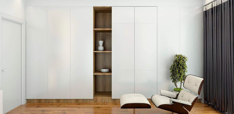 Замовляйте меблі одного кольору зі стінами