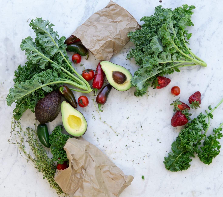 Їжте більше зелені