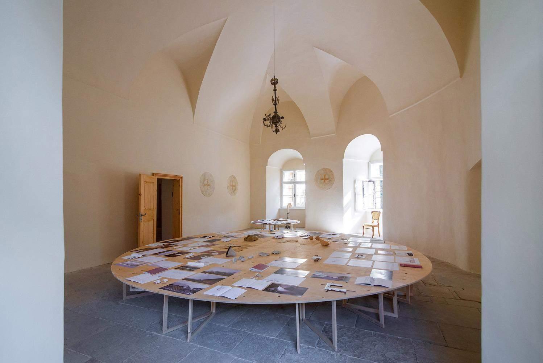 Так виглядають відреставровані приміщення у замку