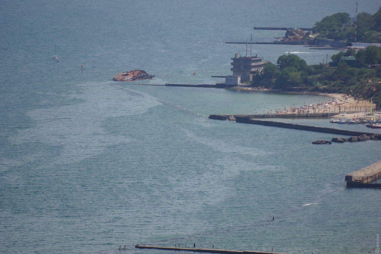 одеса витік палива танкер делфі